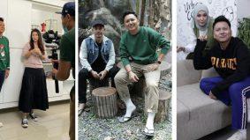 Kisah suka duka 15 Selebriti Popular Tanah Air dalam Media Hiburan Throwback