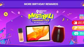 Cepat grab Mesti Beli Countdown Birthday Party Lazada, banyak promosi menarik menanti