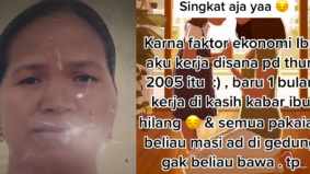 [VIDEO] Hilang di Mekah, wanita ini tidak putus asa mencari ibu sejak 16 tahun