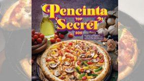 Wah! 4 perisa dalam 1 piza dengan sos Top Secret daripada Domino's. Lebih jimat dan semestinya sedap!