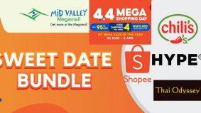 Shopee 4.4: Mid Valley Megamall tawar penjimatan hebat dengan jualan jenama kegemaran ramai