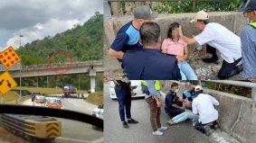 Kecekapan anggota selamatkan gadis dipuji PDRM