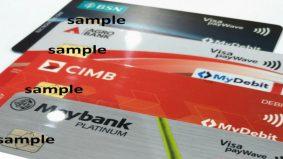 Kad bank hilang, ini yang perlu anda buat elak duit lesap