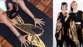 Ikan laga jadi inspirasi Atilia Haron lahirkan koleksi batik buat individu aktif