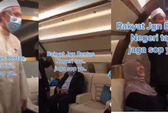 Penerbangan ditaja sepenuhnya Liga Muslim Sedunia, Dr Zulkifli tampil beri penjelasan