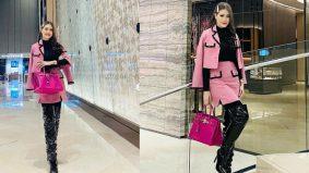 [VIDEO]Kulit cerah, cantik dan slim – Warganet teruja bentuk badan Eina Azman