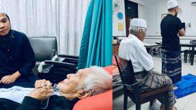 Teringat kembali jasa ayah, Ustaz Ebit mohon doa orang ramai