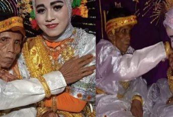 Ingin lamar si ibu, anak gadis pula ditawarkan berkahwin lelaki 58 tahun