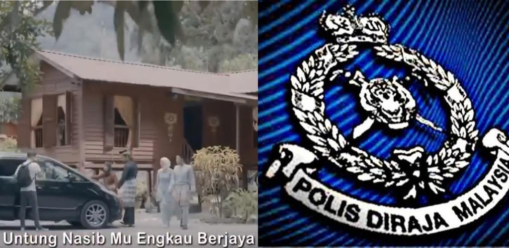 Polis buru penerbit dan pelakon terlibat video promosi judi online