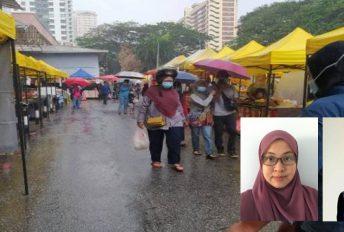 Seronok membeli juadah berbuka di bazar, awas risiko keracunan!