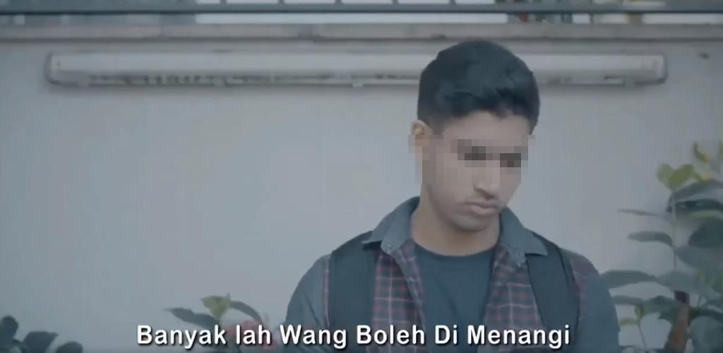 Klip video lagu raya ajak judi online undang amarah orang ramai
