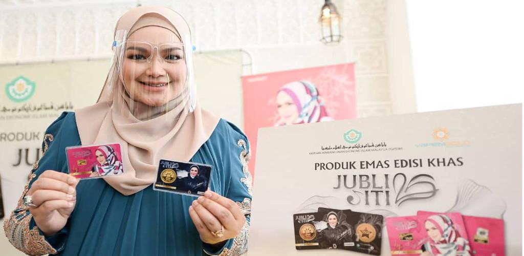 Saya tetap rasa gementar...' - Siti Nurhaliza bakal bersalin awal Ramadan