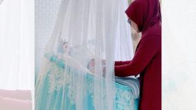 """""""Mari kita pulang ke rumah, jumpa kakak Aafiyah."""" Tokti sudah keluar hospital"""