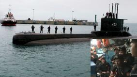 [VIDEO] Kapal terbelah 3, 53 kru KRI Nanggala 402 gugur. Lagu terakhir Sampai Jumpa  buat ramai pilu
