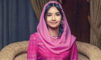 Kejelitaan puteri bongsu negeri Terengganu curi perhatian netizen saat rai ulang tahun Hari Keputeraan ke-19