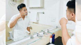 Makruh gosok gigi selepas waktu fajar ketika puasa?