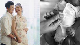 Tasha Shilla bergelar ibu, selamat lahir bayi lelaki