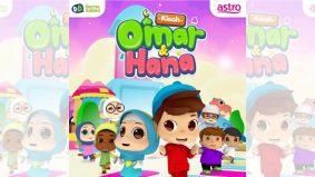 Omar & Hana bersiaran lebih lama sepanjang Ramadan