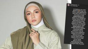 Aishah Azman kesal penerbit ambil mudah isu Covid-19
