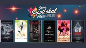 Jom #SapotLokal Filem 2021, 6 filem tempatan bakal gegarkan pawagam