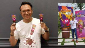 Shaheizy Sambina impian dengan coklat