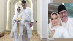 Ini perkahwinan pertama saya – Haliza Misbun kini bergelar isteri