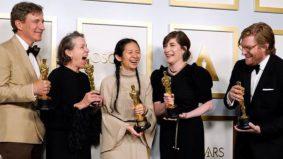 Nomadland dinobat Filem Terbaik Oscar 2021