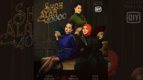 Tontonan awal drama Shah Alam 40000 eksklusif di platform iQiyi