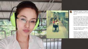 Cepat sangat ibu, rasa macam mimpi.. – Linda Onn kongsi kehilangan ibunya tiga minggu lalu