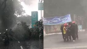 Meninggal ketika mencari rezeki, hujan lebat di ibu kota ragut nyawa