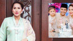 'Alhamdulillah, ya Kak Kepom pregnant' – Elly Mazlein hamil anak kedua