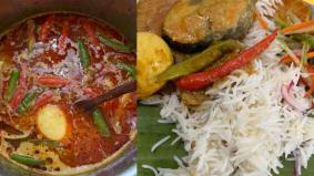 Elok kejadiannya, resipi Nasi Dagang Terengganu gerenti jadi. Teknik rahsia buat gulai ikan tongkol jadi sedap