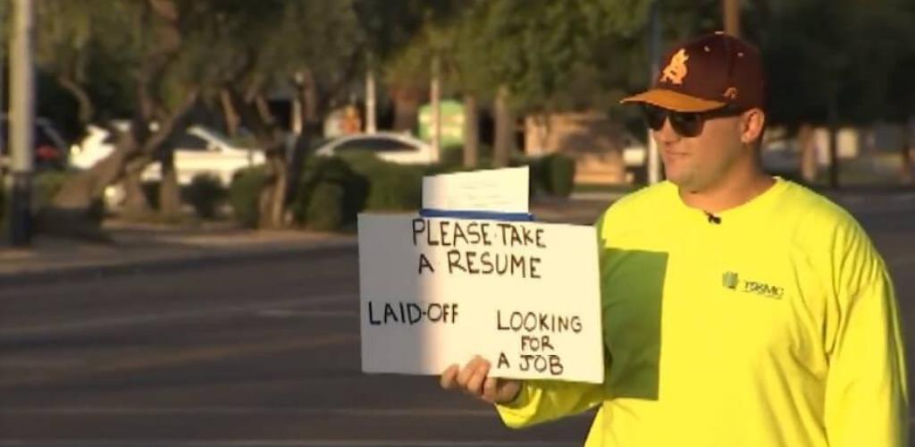 penganggur jual resume