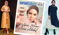 SINAR PLUS 11  APRIL 2021