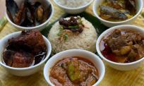 Sajian 7 Kawah memang lain macam, masakan kampung imbas Memori Iftar Bersama Hotel Marriott Putrajaya