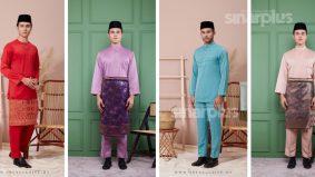 Segak bergaya dengan Anta Kesuma, Bentara sentuhan pereka fesyen muda berbakat Naqib Rahim