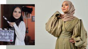'Tapau' pergi bazar Ramadan, buru kuih tepung pelita. Ini cerita heroin Mael Totey The Movie