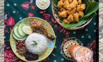 Makanan ikonik AirAsia Nasi Lemak Pak Nasser kini dengan ayam percik, eksklusif untuk Ramadan yang mulia ini