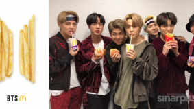 Wow! McDonald's bakal lancar BTS Meal dengan kumpulan K-Pop, BTS