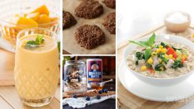 4 resipi oat yang ringkas dan sedap, boleh cuba ketika bersahur, buka puasa