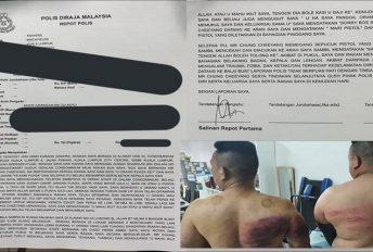 """""""Kurang ajar, semoga mendapat keadilan."""" Bodyguard dipukul bos kerana berpuasa timbulkan kemarahan warganet"""