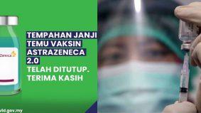 Media sosial dihujani amarah dan sedih, sistem pendaftaran vaksin dikatakan lembab