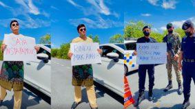 [VIDEO] Video alasan rentas negeri versi Hafiz Mahamad cuit hati netizen