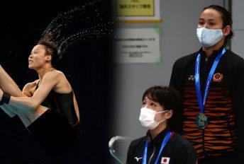 [VIDEO] Aksi sang juara! Pandelela raih emas Piala Dunia Terjun FINA 2021