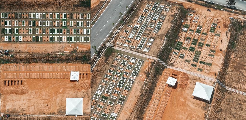 Dalam 24 jam, 98 dikebumikan di Perkuburan Khas Covid-19 Kota Damansara