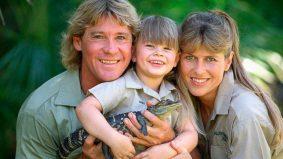 Cucu 'The Crocodile Hunter' Steve Irwin, berkongsi nama sama. Anak titip penghormatan buat bapa