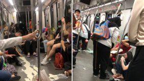 """[VIDEO] """"Tiba-tiba terpelanting, tak sampai 10 saat bergerak""""- Mangsa cerita detik cemas kemalangan LRT"""