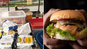 Cadang 'abang burger' buka gerai siang hari, tak putus sumber pendapatan tempoh PKP3.0
