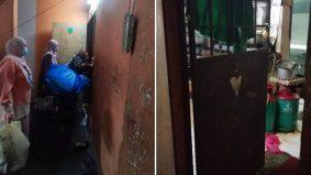28 anak tak sekolah, 4 isteri berhimpit di rumah sewa. Bapa tolak bantuan persekolahan sukarelawan mentah-mentah