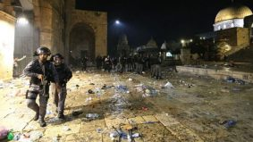 Serangan Masjid Al Aqsa: Semangat orang beriman tidak pernah hilang, penindas zalim selalu gagal. Selebriti kongsi kedukaan